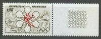 France 1972 MNH Mi 1781 Sc 1332 Winter Olympic Games, Sapporo,Japan.Slalom ***