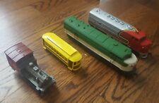 Train Set Lot - HO Scale - Used