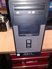 PowerSpec B610 Intel Pentium D@3.0GHz 2GB Ram 320GB HD Windows Vista Business