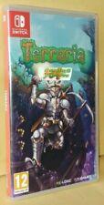Terraria Nintendo SWITCH NSW NEW SEALED Free UK p&p UK STOCK