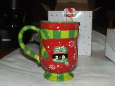 Temp-tations Holiday Winter Whimsy Penguin Coffee Mug - 12 Ounce