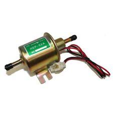 Pompa Carburante Benzina Gasolio Diesel Elettrica 12 V Universale 0,1-0,4 Bar