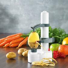 Elektrischer Obst- und Gemüseschäler Kartoffelschäler Gemüseschäler Spar Schäler