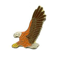 Adler Eagle Aigle Greifvogel Trend Metall Button Badge Pin Anstecker 0369