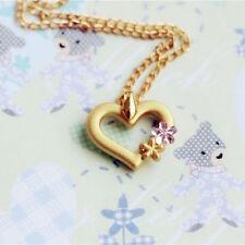 Anime Cosplay Accessary Diabolik Lovers Komori Yui Necklace Heart Shape Pendants