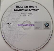 BMW 2007 750Li Navigation DVD # 669 Map Edition ©2009.1