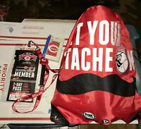 Cincinnati Reds Souvenirs Pez Playing Cards Lanyard Backpack