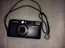 CANON SURE SHOT MAX  35mm Compact Film Camera , working , great condition