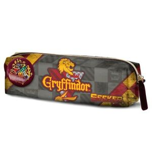 ESTUCHE PORTATODO HARRY POTTER QUIDDITCH GRYFFINDOR Pencil Case Plumier Etui