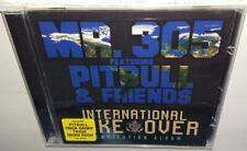 MR 305 FEAT. PITBULL & FRIENDS INTERNATIONAL TAKEOVER (2013) BRAND NEW SEALED CD