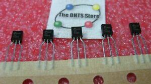 2N5486 N-Channel JFET RF Transistor Fairchild - NOS Qty 5