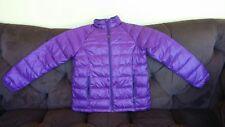 REI Girls Purple Down Jacket XL