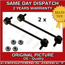 PAIR OF FORD TRANSIT FRONT-DROP-STABILISER-LINK-ROD ANTI ROLL BAR LINK 2002 > on