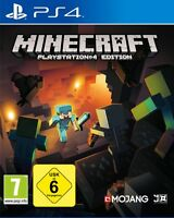 PS4 Spiel Minecraft: PlayStation 4 Edition NEU&OVP Playstation 4