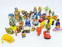 Lot of Vintage McDonalds Happy Meal Toys Food 1987 1993 Transformers and more