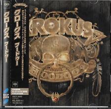 KROKUS Hoodoo (+1Bonus )  JAPAN CD w/OBI BVCM 3536 / China