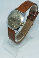 🔔🔔 USSR Wrist Watch RAKETA 24 hours VERY Rare Mechanical Vintage Men's 2609.NP
