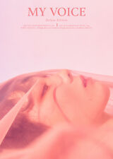 TAE YEON TaeYeon-[MY VOICE] 1st Album Deluxe Edition CD+Photo Book+Card K-POP