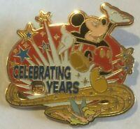 Mickey Mouse Celebrating Years Spinner Tinker Bell disney U