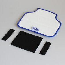 Replacement Microfiber Mop Pad + Magic Sticker for Neato Botvac D85、D80、D75、70e