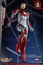 Hot Toys PPS004 Spider-Man Homecoming Iron Man Mark XLVII Power Pose 1/6 Figure