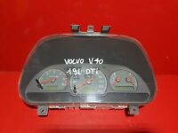 VOLVO S40 V40 DIESEL COMPTEUR KILOMETRIQUE VITESSE REF 30857571