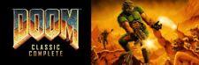 Doom Classics: Ultimate DOOM + DOOM II + Master Levels + Final DOOM (PC) [Steam]