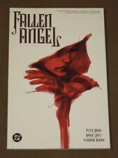 FALLEN ANGEL VOLUME 1 TPB VF/NM 1ST PRINT DC COMICS PETER DAVID BETE NOIRE