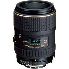 Tokina 100mm f/2.8 AT-X M100 AF Pro D Macro Autofocus Lens for Nikon