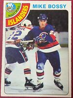 Mike Bossy RC 1978-79 O-Pee-Chee #115 Rookie NHL