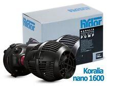 Pompa di movimento Koralia Nano 1600 Hydor Per acquari 70 a 110 lt. marini dolce
