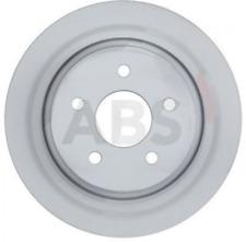 2x Bremsscheibe A.B.S. 18135 hinten für FORD