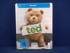 TED - Steelbook - Bluray - German Exclusive - Neuf - Mark Wahlberg