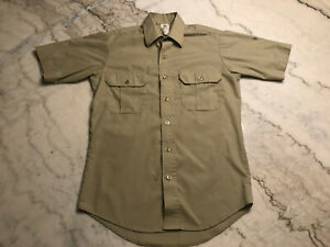 Official Uniform For USDA Forest Service Mens Polo Shirt Small