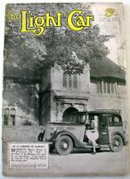 The LIGHT CAR 8 May 1936 Original Motoring Car Magazine