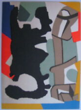 MAURICE ESTEVE  - carton d invitation LITHO 1974