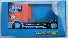 Scalextric Gulf Racing Truck C4089