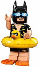 Lego The Batman Movie Series Vacation Batman MINIFIGURES 71017 NEW #5 LOW $