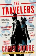 The Travelers: A Novel By Chris Pavone, Paperback