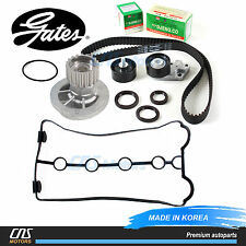 "Gates ""HTD"" Timing Belt Kit Water Pump Valve Cover Gaskets 04-08 Chevy Aveo 1.6L"
