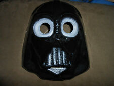 1977 DARTH VADER Halloween Mask - STAR WARS - Ben Cooper Deluxe