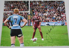JOHNATHAN THURSTON Hand Signed Qld 11'x14' Photo + Proof