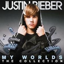 Justin Bieber/My Worlds-THE COLLECTION * New 2cd's 2010 * NUOVO *