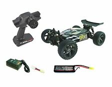 Coche radiocontrol Himoto Buggy Spino. Electrico Brushless. 4WD. Escala 1/18
