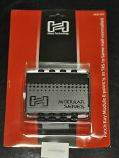"""HOSA MHB-350 8 Port 1/4"""" TRS Patch Bay Module NEW Sealed w/ Priority Shipping!"""