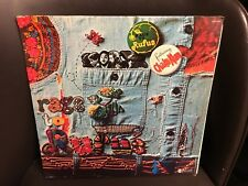 Rufus featuring Chaka Khan - Rags To Rufus LP ABC 1974 VG+
