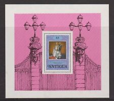 ANTIGUA MNH STAMP MINIATURE SHEET 1978 25TH ANNIVERSARY OF THE CORONATION MS586