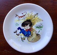 "Biltons Nursery Rhyme 'Little Boy Blue' Decorative Plate 6.5"" Diameter"