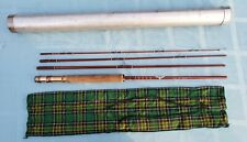 Vintage Fenwick Ff75 Fly Rod 4 piece 7.5 ft. with tube In Excellent Condition
