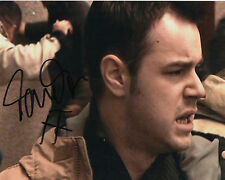 THE FOOTBALL FACTORY in person signed 10x8 - DANNY DYER